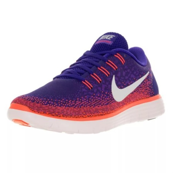 pas cher pour réduction e932a 09084 Nike Free RN Distance Running Shoes NWT